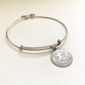 Alex and Ani Sagittarius Bracelet in Silver